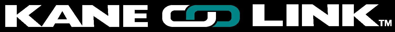 Kane link logo white